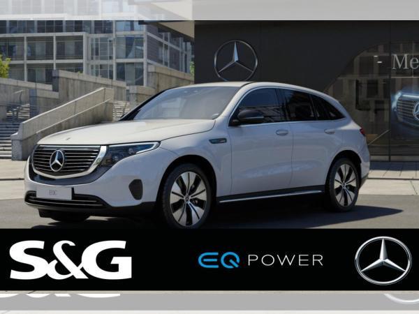 Mercedes-Benz EQC 400 4 Matic // frei konfigurierbar // Bestellfahrzeug // gewerblich