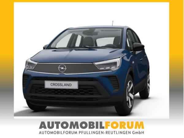 Opel Crossland X leasen
