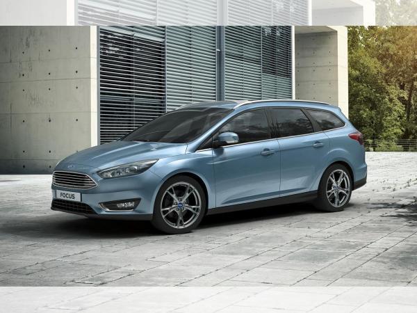 Ford Focus ST-Line Turnier -SOFORT VERFÜGBAR-