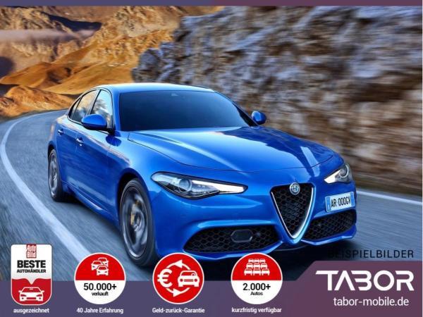 Alfa Romeo Giulia 2.2 JTDM 210 Q4 Veloce Nav WinterP Kam