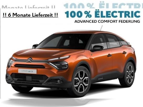 Citroën C4 ë-C4 136 Feel - inkl. Wartung & Verschleiß Paket - nur 6.000 € Anzahlung (BAFA) - ca. 6 Monate Liefe