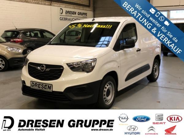 Opel Combo E Cargo Kastenwagen 40% Nachlass, Klima,Gewerbe-Leasing