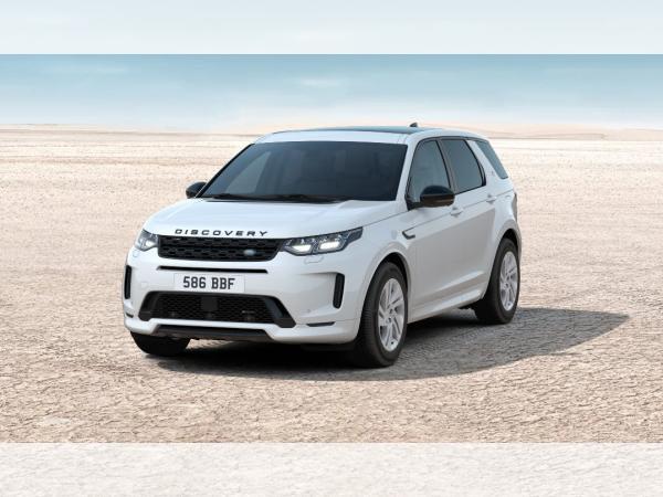 Land Rover Discovery Sport R-DYNAMIC S P300e Hybrid AWD *NAVI LED SHZ* - Verfügbar 01/22