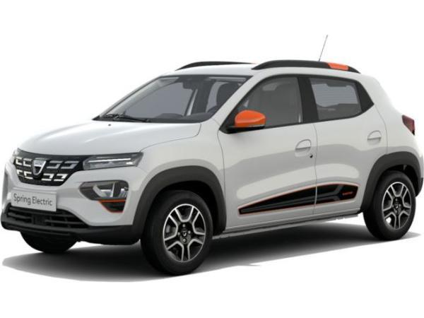 Dacia Spring Comfort Plus Electric