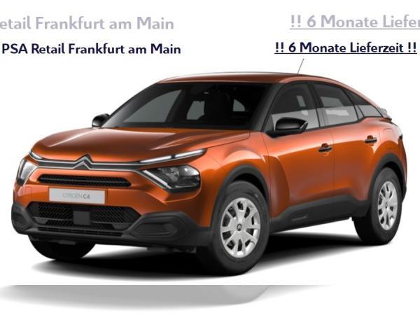 Citroën C4 PureTech 100 S&S Live - ca. 6 Monate Lieferzeit