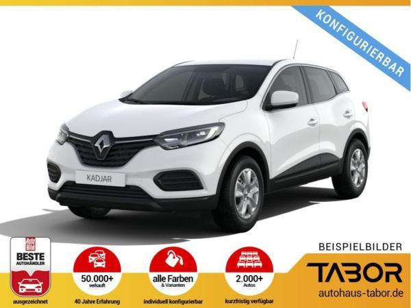 Renault Kadjar Life TCe 140 GPF Euro 6d