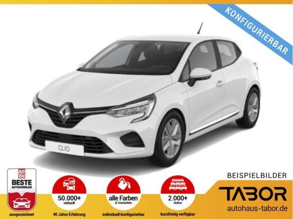 Renault Clio leasen