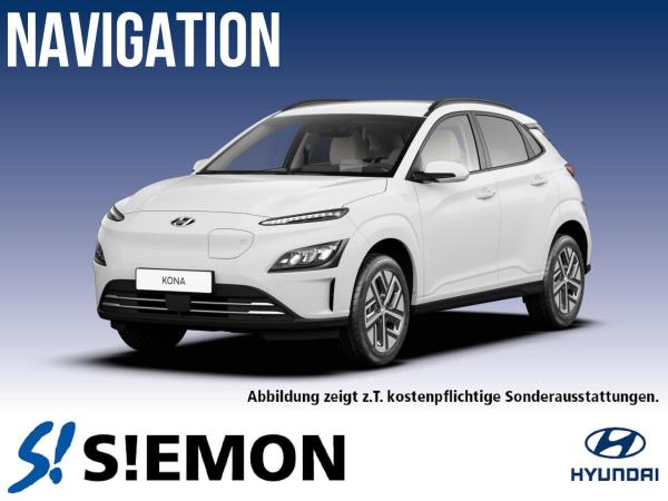 Hyundai KONA EV  Trend ?? 204PS * 484km RW * Navigation !!! kurzfristig verfügbar !!!