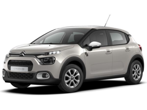 Citroën C3 leasen