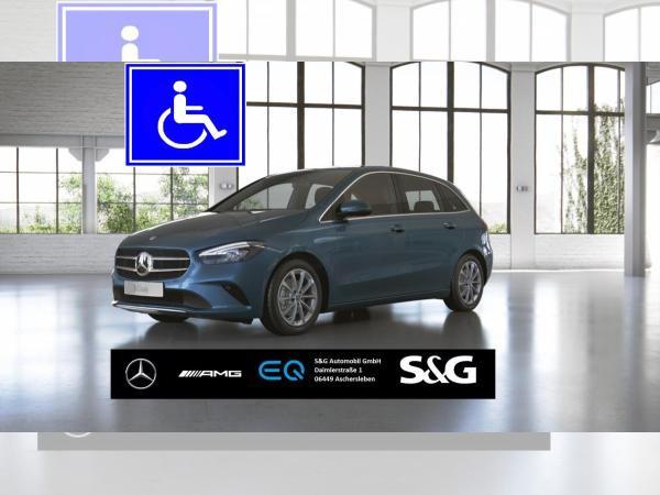 Mercedes-Benz B 200 Progressive MBUX, Business-Paket