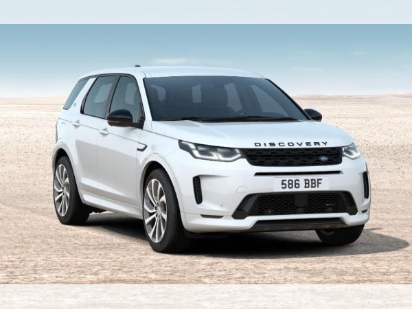 Land Rover Discovery Sport P200 R-Dynamic HSE