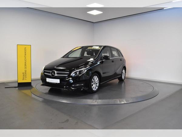 Mercedes-Benz B 180 leasen