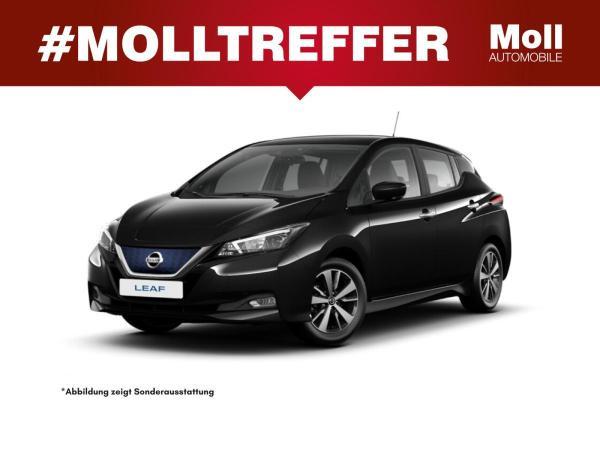 Nissan Leaf leasen