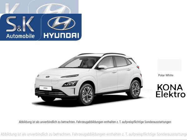 Hyundai Kona Elektro Elektro Select 100kW 136PS Facelift Modell 2021