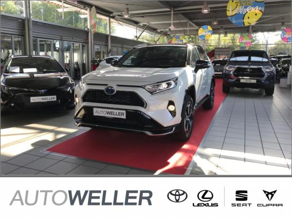 Toyota RAV 4 2,5l Plug-In Hybrid e4x4 +Style +Technik
