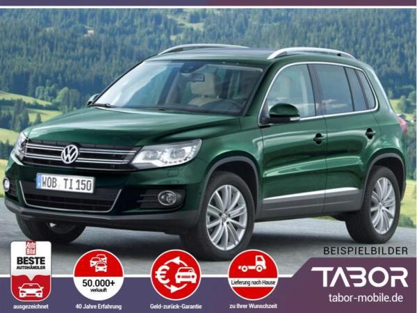 Volkswagen Tiguan 2.0 TDI 140 4M Trend&Fun Nav AHK SHZ PDC