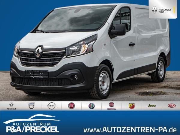 Renault Trafic Komfort L1H1 dCi 120 3,0t / Ganzjahresreifen/Klima/Einparkhilfe