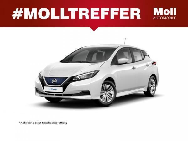 Nissan Leaf ***GEWERBEDEAL*** N-CONNECTA   WINTER    MY21   PEARL WHITE ***sofort verfügbar!!begrenzte Stückzahl