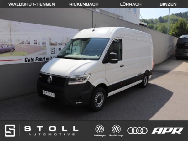 Volkswagen e-Crafter Kasten Hochdach+Navi+Sitzheizung+DAB+RearView+ParkPilot++LED