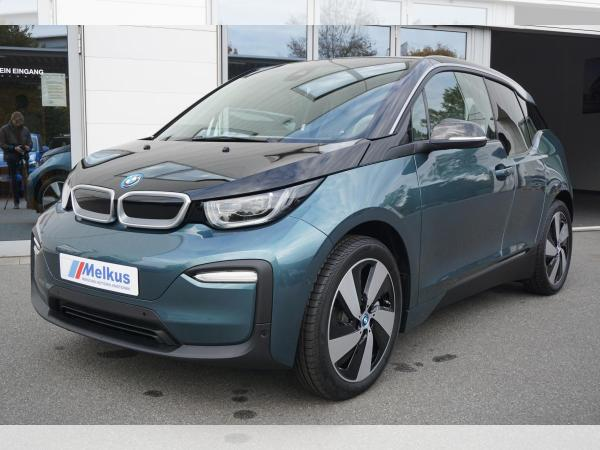 BMW i3 Rückfahrkamera-Glasdach-Navigation Prof-DAB-harman kardon
