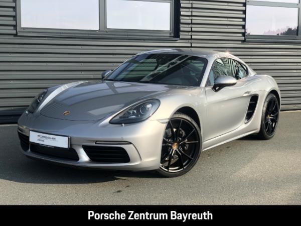 Porsche Cayman leasen