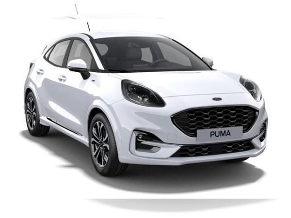 Ford Puma Ford ST-Line 1.0L EcoBoost Automatik -  Business gerecht & frei konfigurierbar