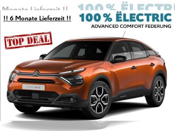 Citroën C4 ë-C4 136 Feel --!! TOP-DEAL !!-- ca. 6 Monate Liefezeit