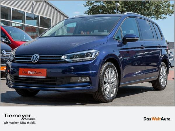Volkswagen Touran 1.6 TDI Join 7Sitze LED Stdhzg Kamera