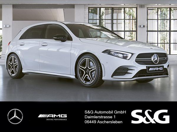 Foto - Mercedes-Benz A 35 AMG 4MATIC Night-Paket LED Park-Assistent Ambientelicht