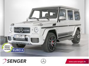 Foto - Mercedes-Benz G 63 AMG Exclusive Edition