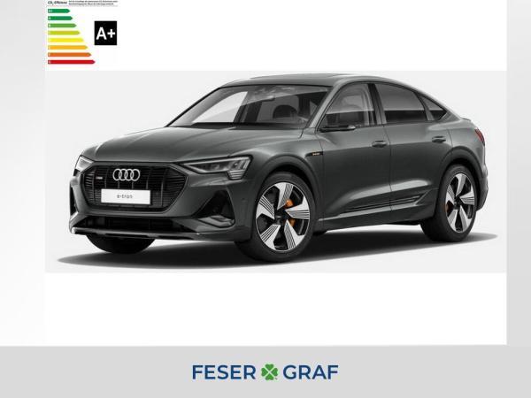Audi e-tron Sportback S line 55 Matrix Pano 21 Zoll
