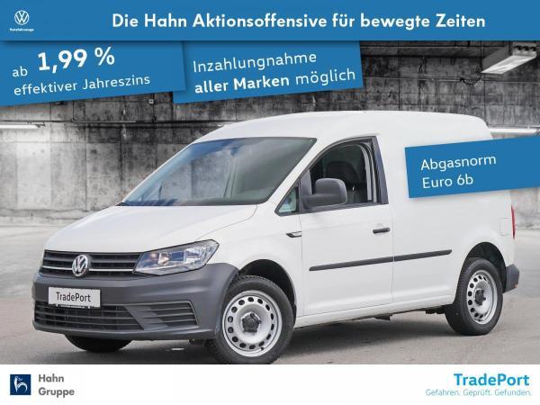 Volkswagen Caddy Kasten 2,0TDI KLIMA RADIO TELEFON