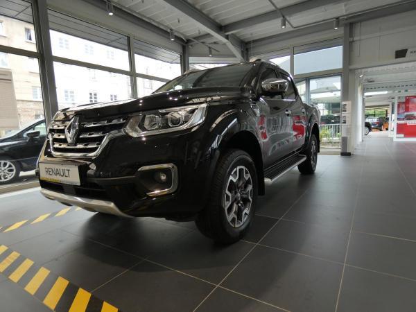 Renault Alaskan Intens Blue dCi 190