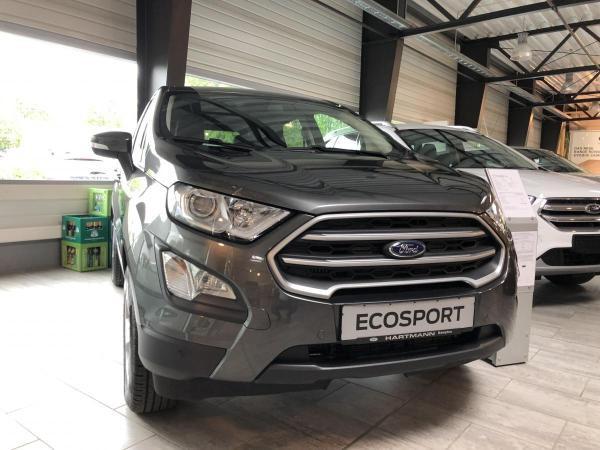 Ford EcoSport Cool & Connect!!! SOFORT VERFÜGBAR!!! NUR 6x Verfügbar