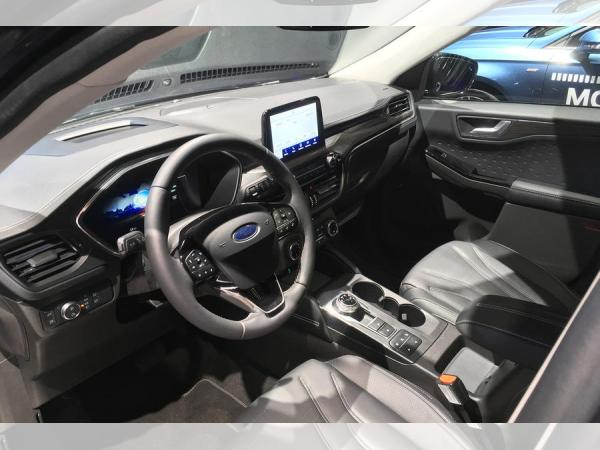 Foto - Ford Kuga Vignale in Hybrid 225PS  -  KeyFree System - Lederausstattung- Head Up Display-Navigation - Parksens