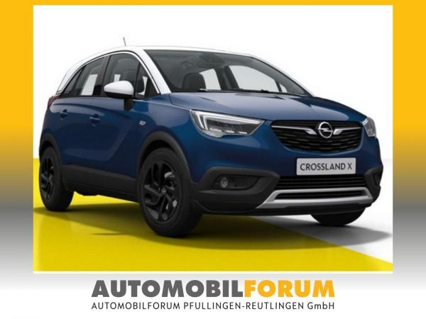 Opel Crossland X 1.2 Turbo INNOVATION LED Kamera Spurh.
