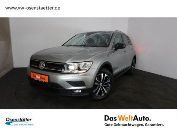 Volkswagen Tiguan 2,0 TDI IQ.DRIVE ACC Navi Klima Sitzhzg. AHK