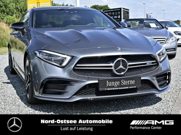 Foto - Mercedes-Benz CLS 53 AMG 4M+ Comand SHD Distron Wide Multibeam