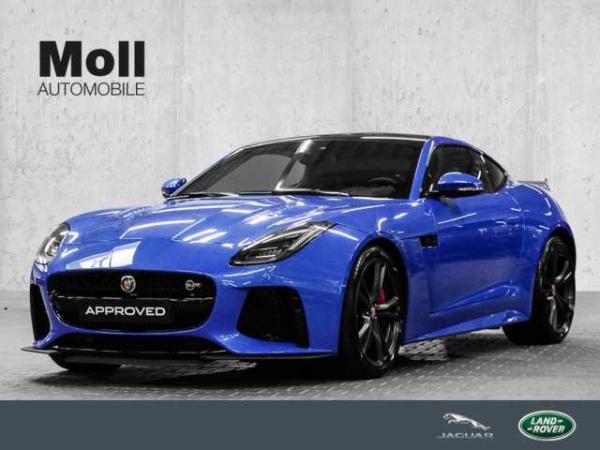 Jaguar F-Type Coupe AWD Aut. SVR