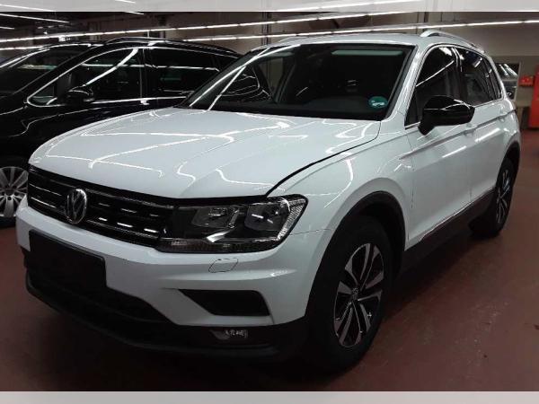 Volkswagen Tiguan IQ.DRIVE 2.0 TDI (150 PS) /NAVI/AHK/ACC/ASSISTENZSYSTEME/KLIMA/SHZ/PDC UVM.