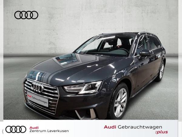 Audi A4 Avant sport 35 TDI S line ab mtl. 169,-¹ S TRONIC NAVI+
