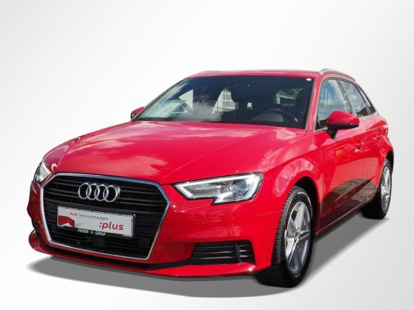 Audi A3 Sportback 30 TDI DAB+NAVI+SOUNDSYSTEM+Tempoma