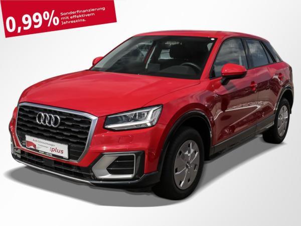 Audi Q2 30 TDI design S-Tronic/LED/Navi/PDC/AHK/Con.