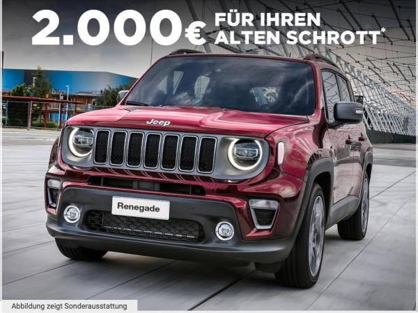 Jeep Renegade Longitde MY 19 1.0 T-GDI | nur bei Inzahlungnahme!!