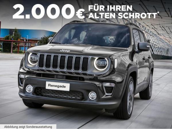 Jeep Renegade Limited MY19 1.3 T-GDI 4x2 AUTOMATIK | nur bei Inzahlungnahme!!