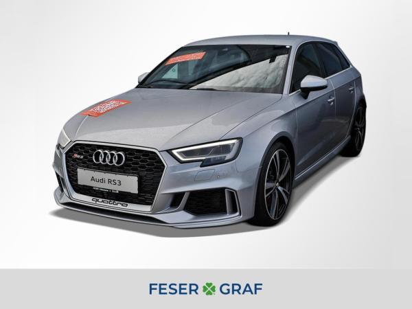 Audi RS3 Sportback S tronic RS-Abgasanl. B&O