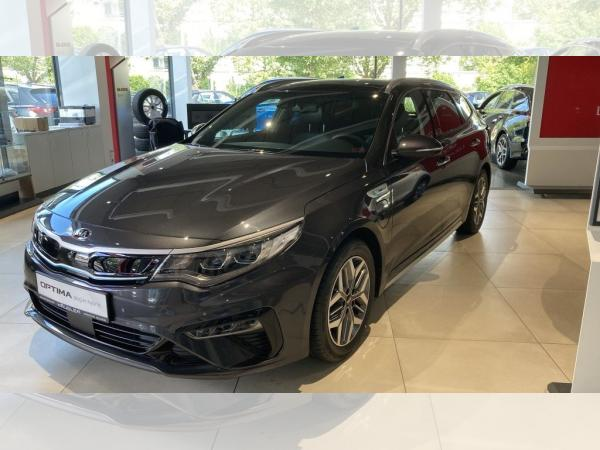 Kia Optima Sportswagon 2.0 GDI Plug-In Hybrid Spirit