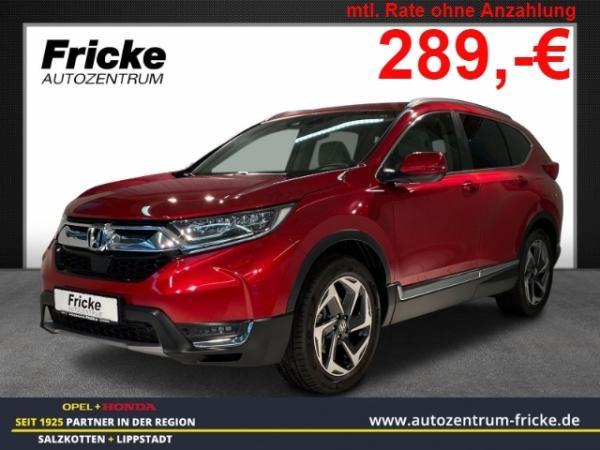 Honda CR-V Executive 4WD Allrad AHK schwenkbar!!