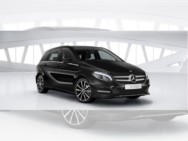 Foto - Mercedes-Benz B 180 d Sports Tourer