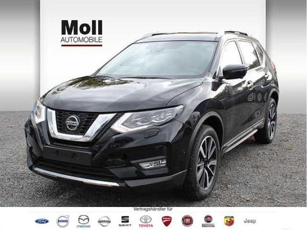 Nissan X-Trail 1.3 DIG-T DCT